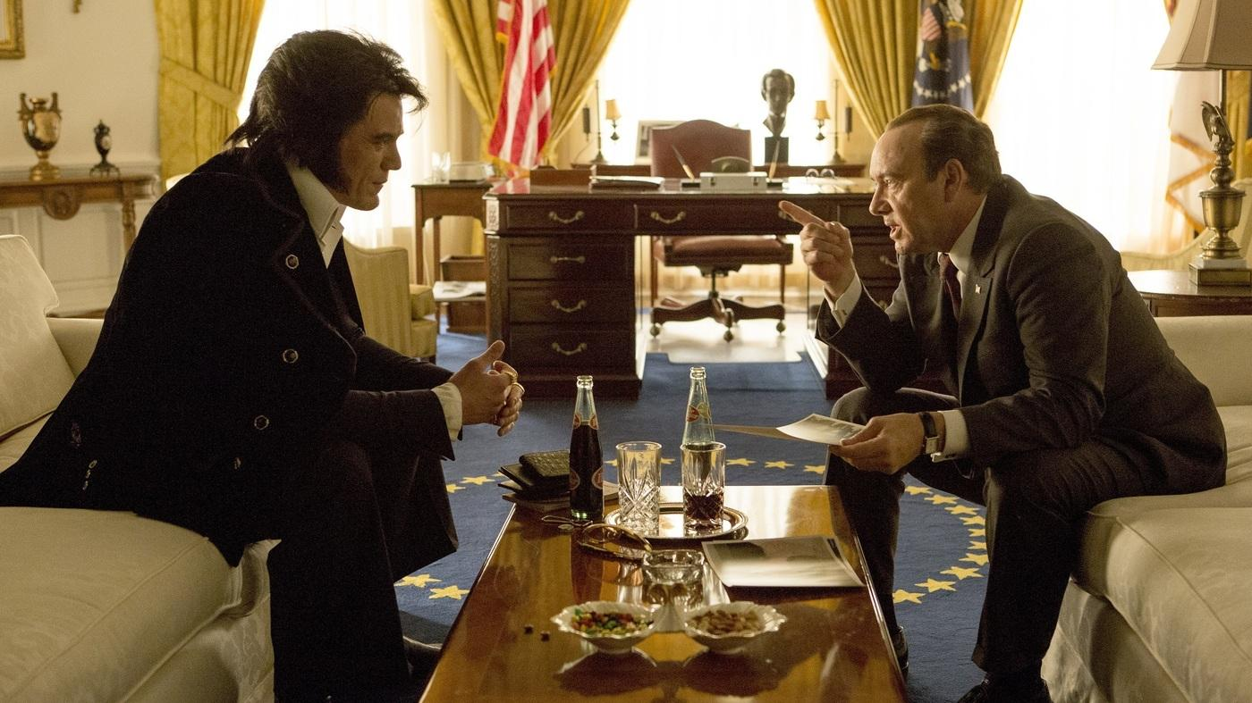 Elvis & Nixon : A Little Less Conversation