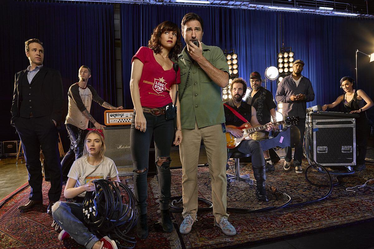 Roadies: De la musique avant toute chose