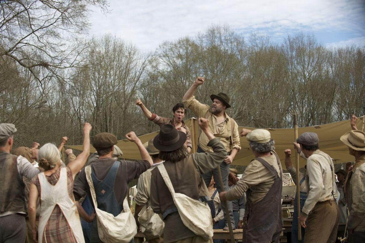 In Dubious Battle : grève avortée