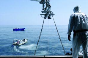 Fuocoammare, par-delà Lampedusa de Gianfranco Rosi