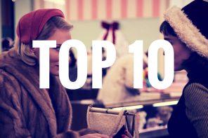Le Top 10 de l'année 2016 selon la rédac' Cinématraque
