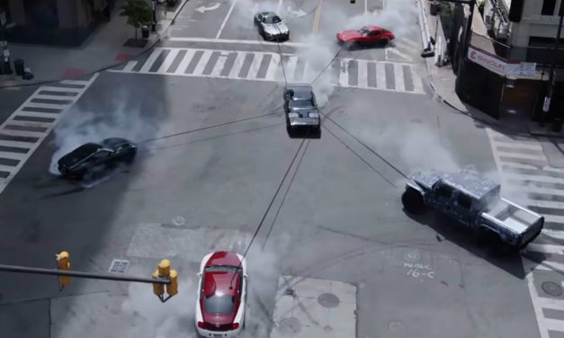 Fast & Furious 8 : l'animal en cage