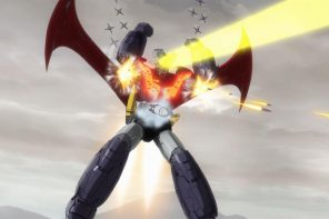Mazinger Z Infinity : Domo Arigato Mr Roboto