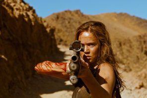 Revenge : A Gun and A Girl