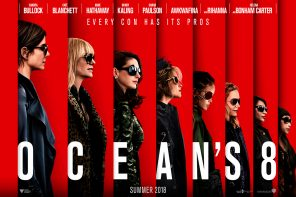 Ocean's 8ers gonna hate