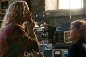 On tient ENFIN le film neuneu de 2018 : ça s'appelle Sans un Bruit