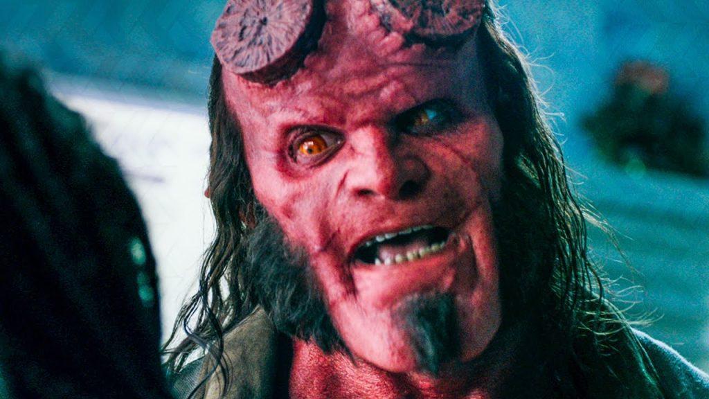 Hellboy 3 fans