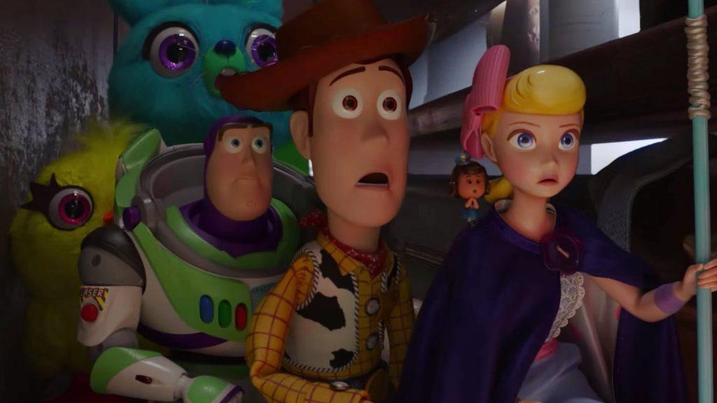 Toy Story 4 Annecy