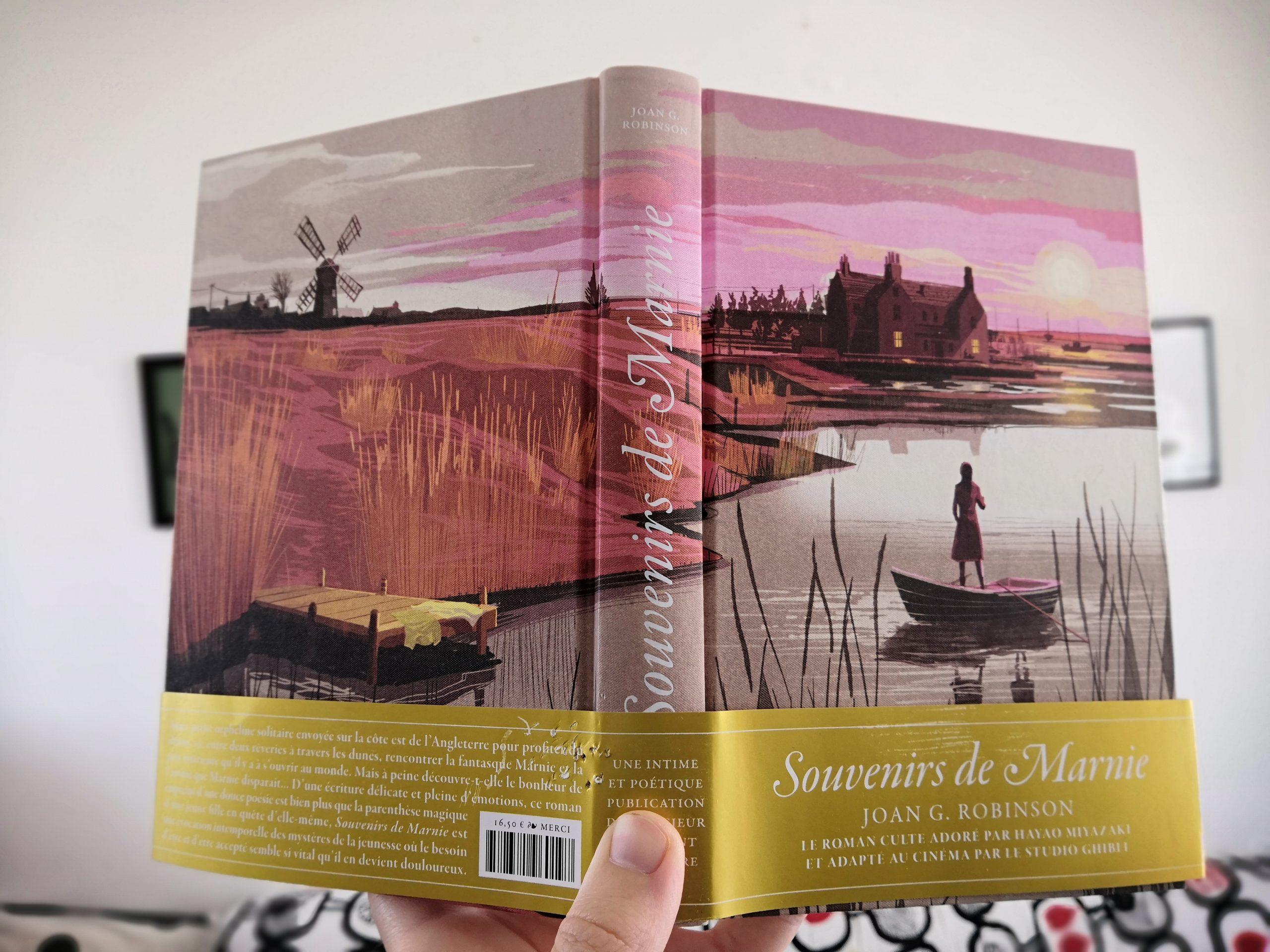 Souvenirs de Marnie : du roman de Joan G. Robinson au film des studios Ghibli