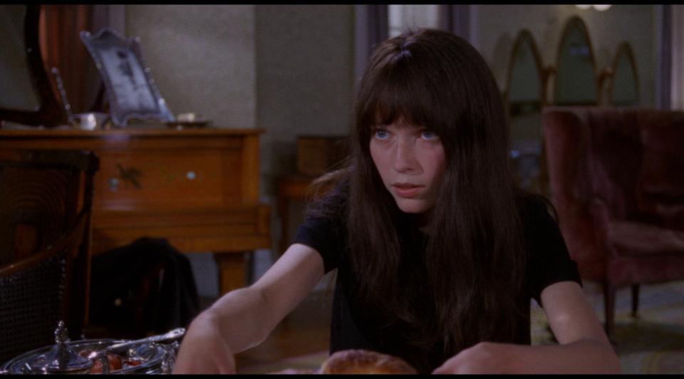 Mia Farrow, Joseph Losey, Cinématraque