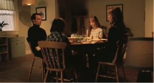 The americans famille
