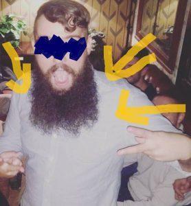 Cachez cette barbe que je ne saurais voir