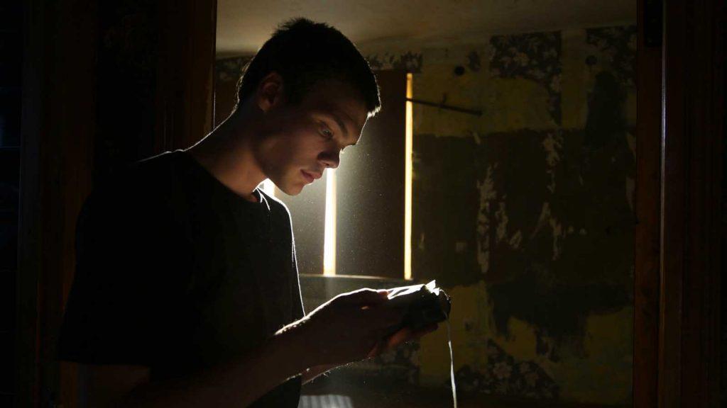 Le Disciple Petr Skvortsov