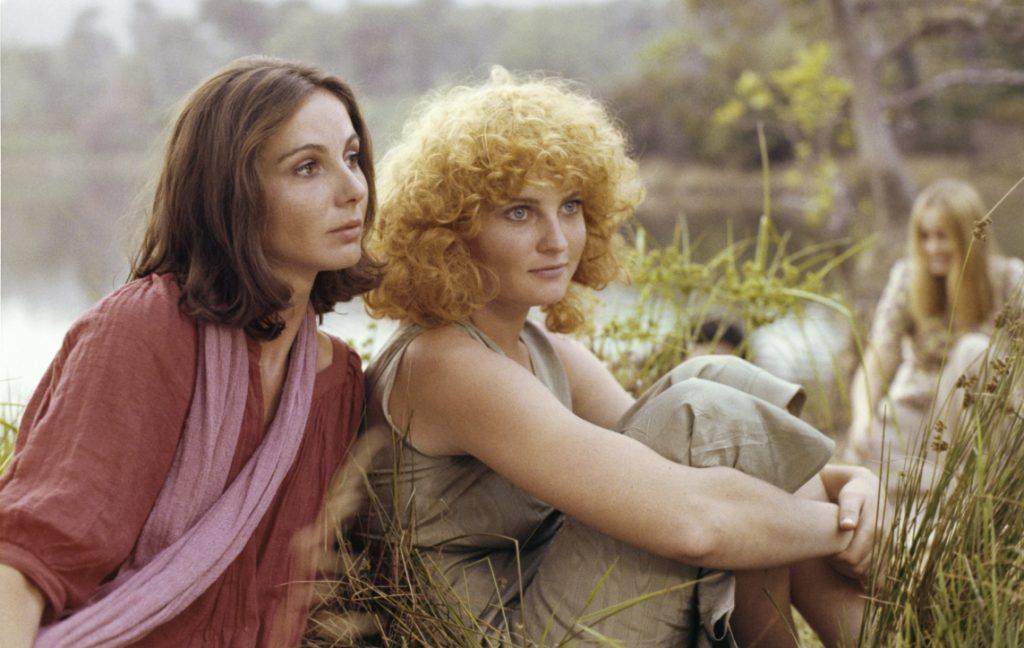 Agnès Varda, L'Une chante, l'autre pas, cinématraque