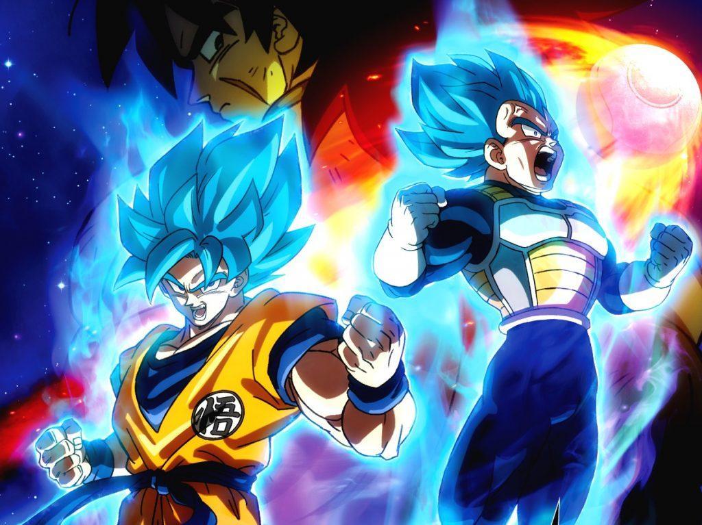 Dragon Ball Super Broly Toriyama Mia