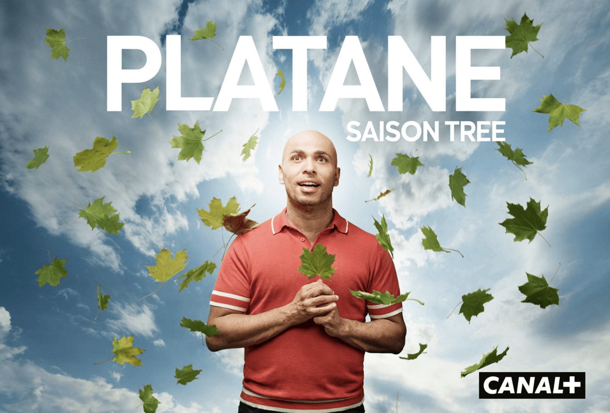 La voici, la troisième saison de Platane, de et avec Eric Judor (©Canal Plus)