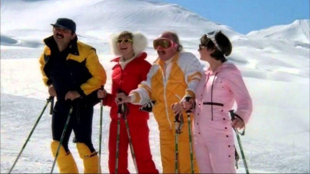 Les Bronzés font du ski, Cinématraque