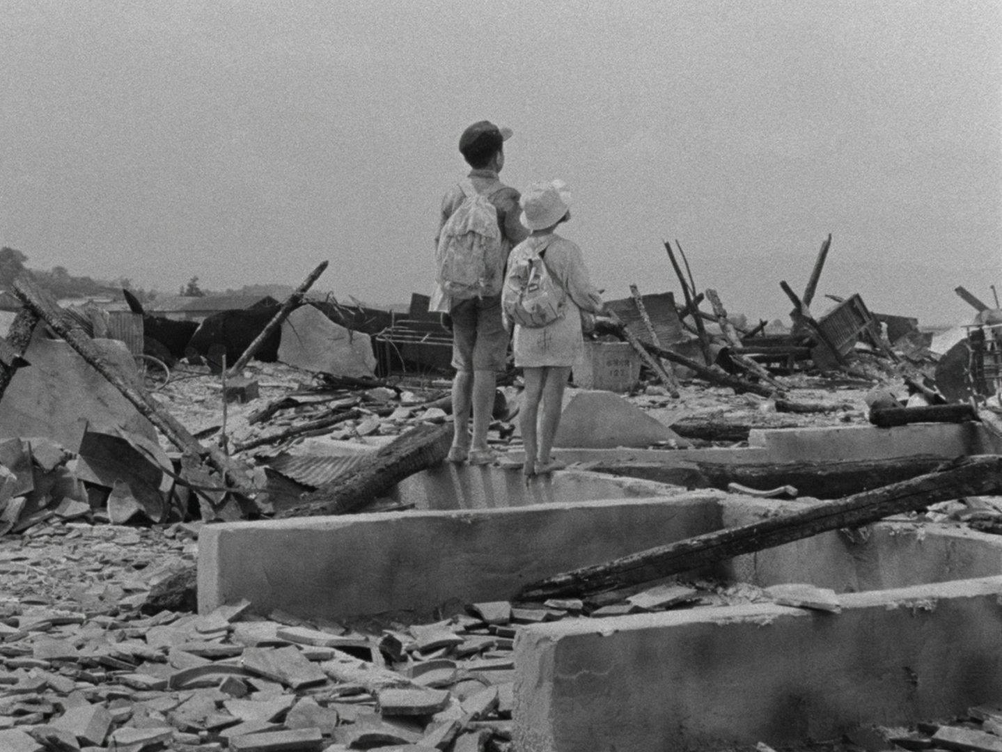 Hiroshima de Hideo Sekigawa : l'image-mémoire