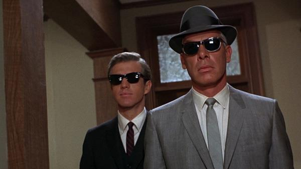 À bout portant de Don Siegel : Evil Empire