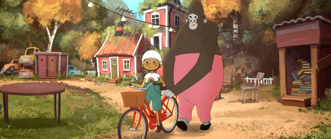 [Annecy 2021] Ma mère est un gorille (et alors ?) :