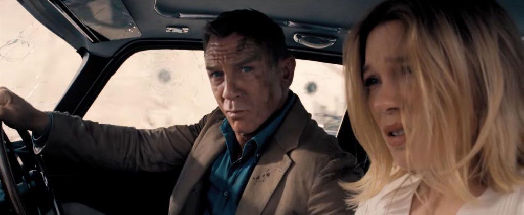 James Bond 3, Cinématraque