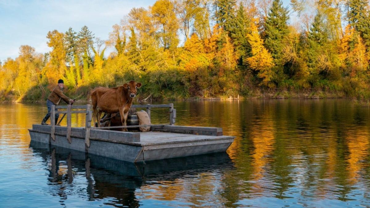 First Cow : douceur lactée