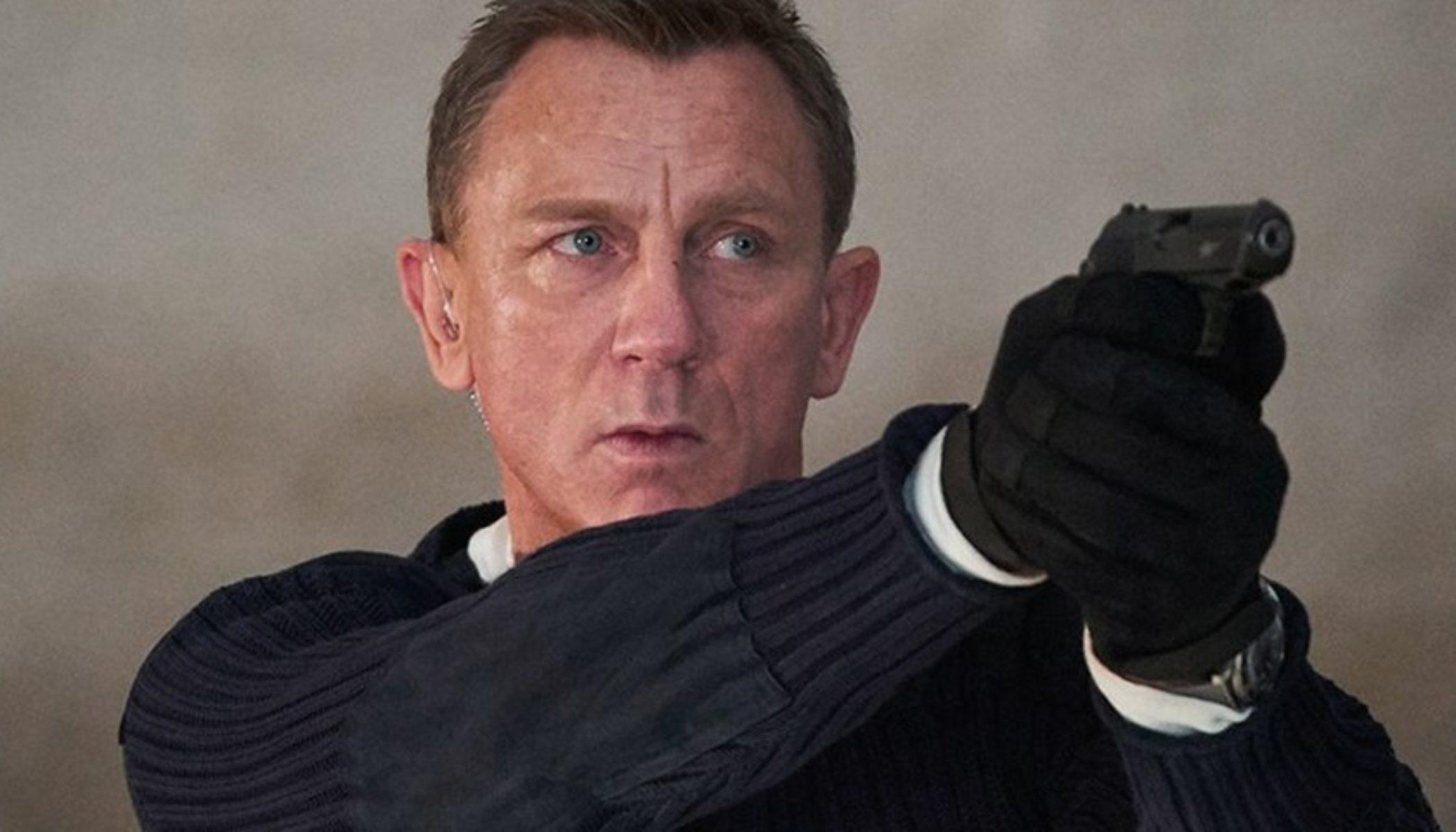 James Bond, No time to die : Time to cry